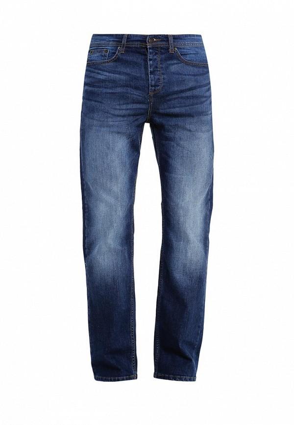 Мужские прямые джинсы Burton Menswear London 12T14JBLU