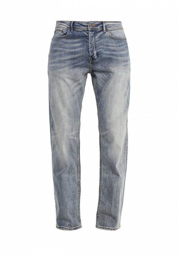 Мужские прямые джинсы Burton Menswear London 12T19JBLU