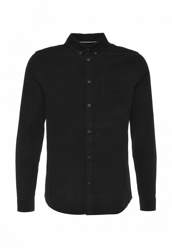 Рубашка с длинным рукавом Burton Menswear London 22P07JBLK