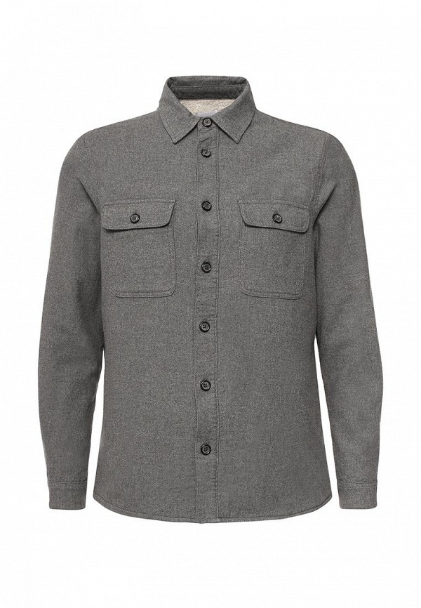 Рубашка с длинным рукавом Burton Menswear London 22H01JGRY