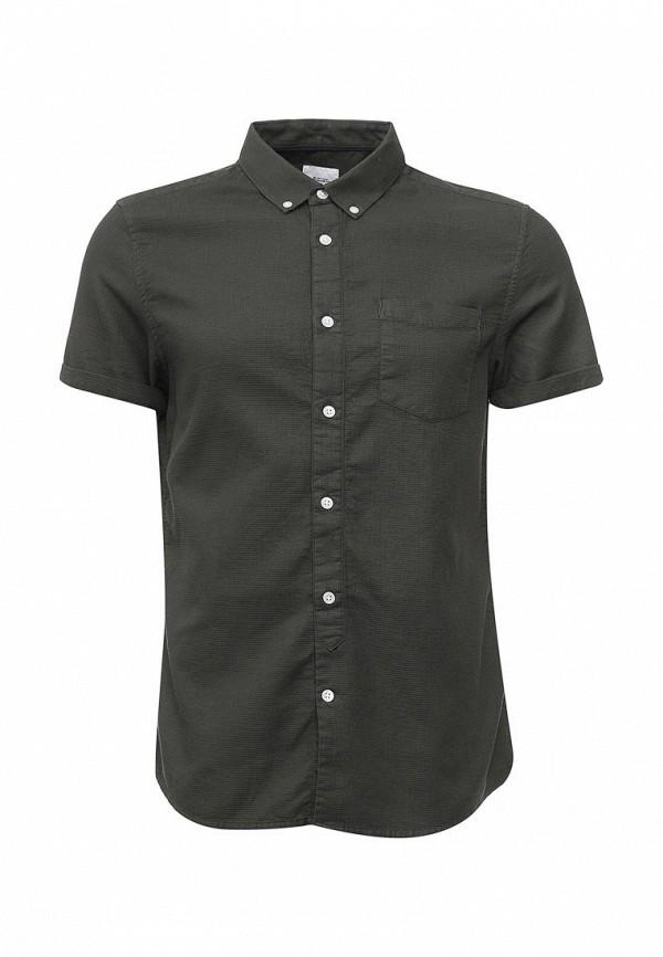 Рубашка с коротким рукавом Burton Menswear London 22T01KGRN