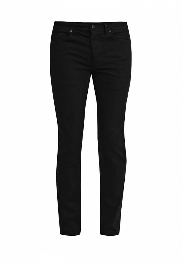 Зауженные джинсы Burton Menswear London 12S02JBLK