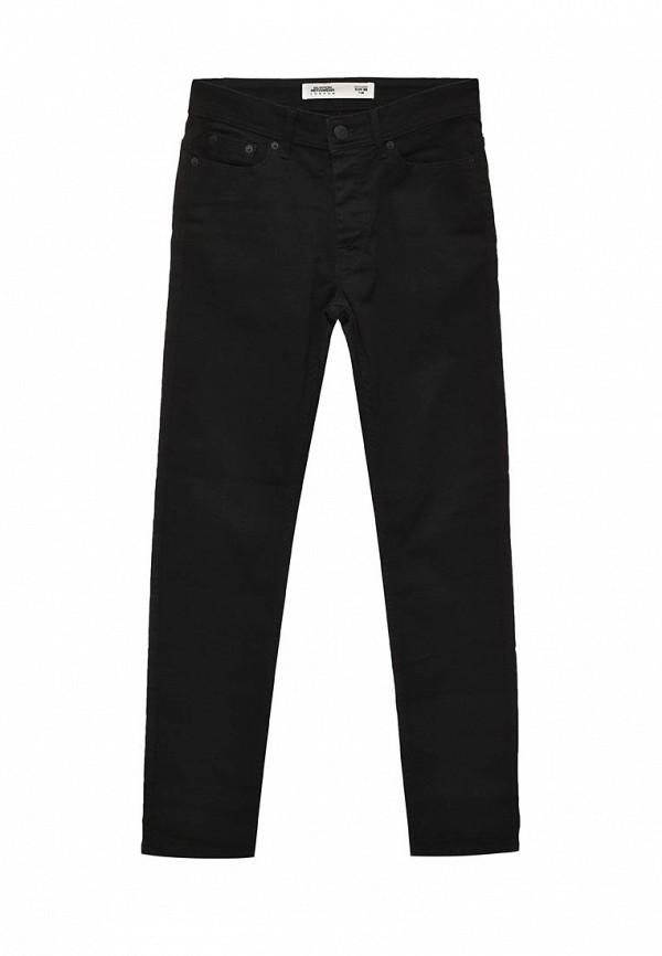 Мужские прямые джинсы Burton Menswear London 12S45JBLK
