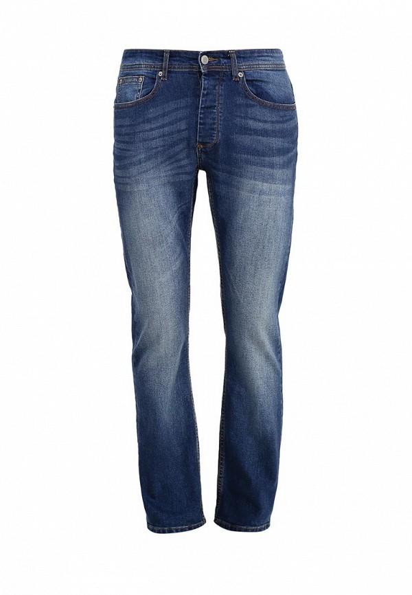 Мужские прямые джинсы Burton Menswear London 12A07JBLU