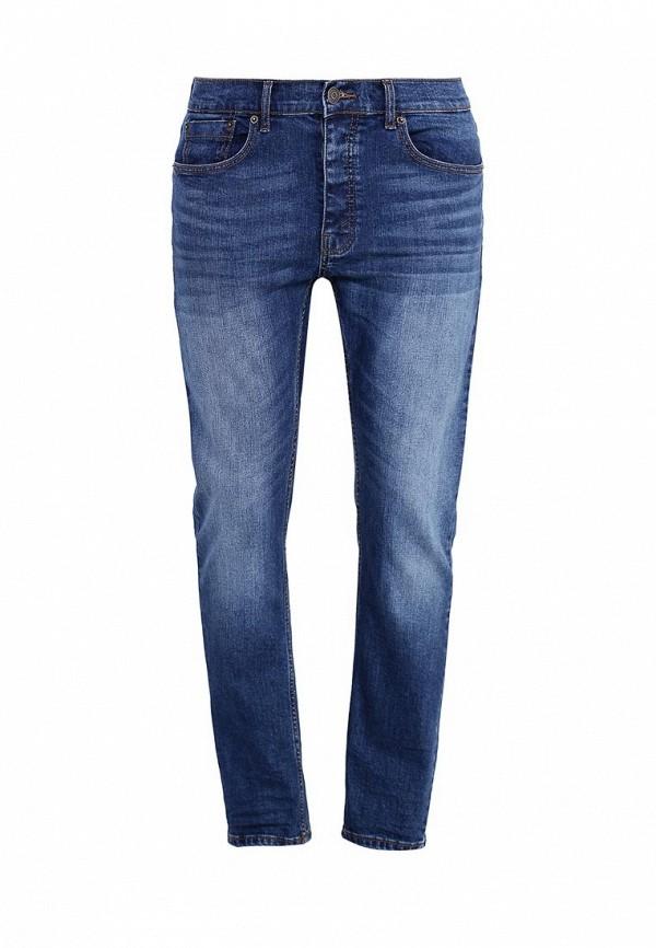Мужские прямые джинсы Burton Menswear London 12A05KBLU
