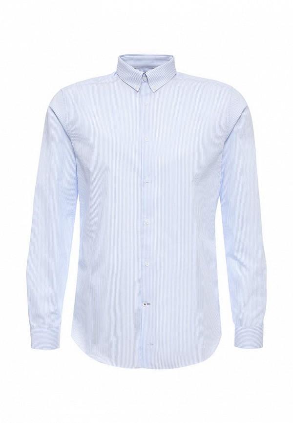 Рубашка с длинным рукавом Burton Menswear London 19F11KBLU