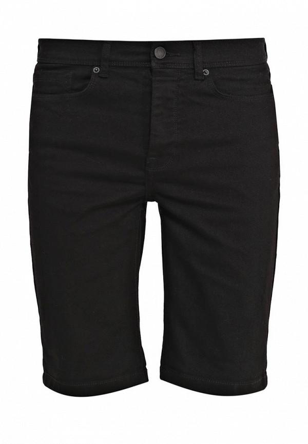 Шорты джинсовые Burton Menswear London 88D03KBLK