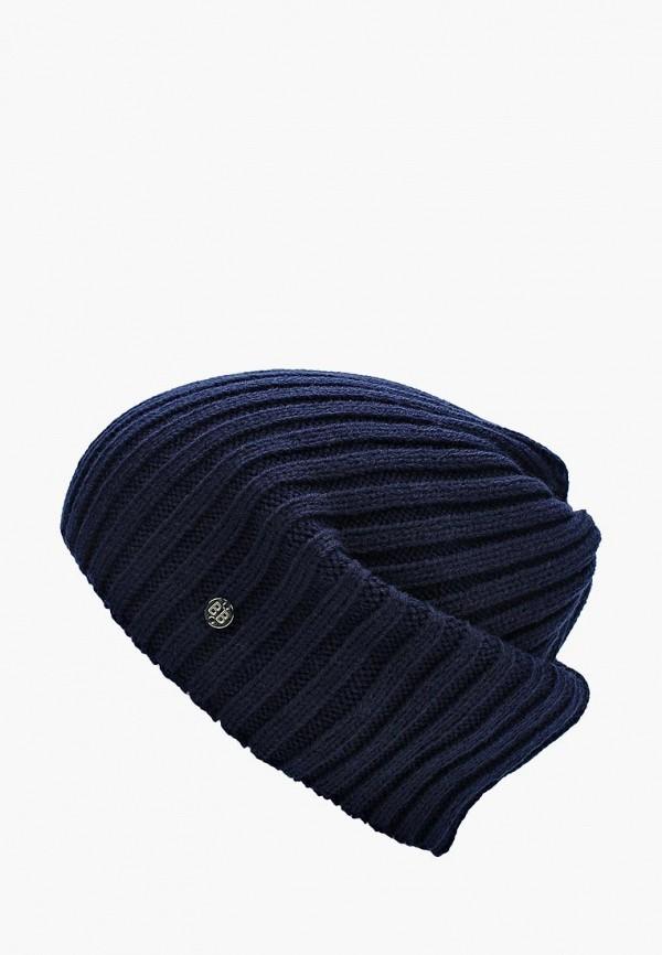 Купить Шапка Button Blue, BU019CBWUE44, синий, Осень-зима 2017/2018