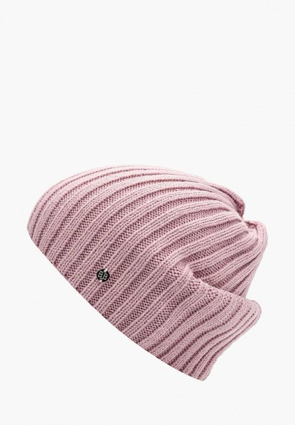 Купить Шапка Button Blue, BU019CGWUE32, розовый, Осень-зима 2017/2018