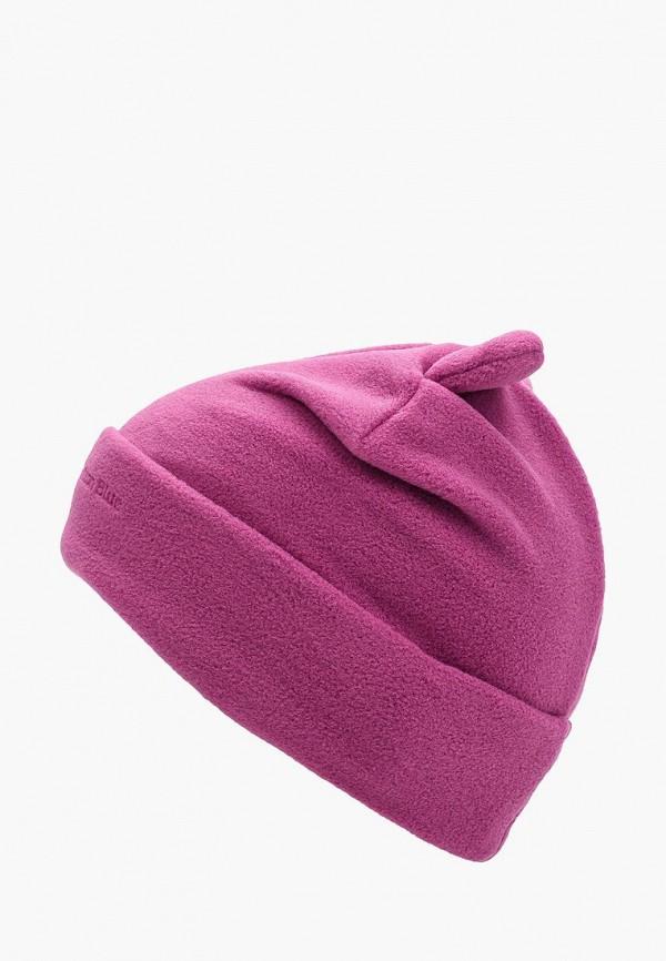 Купить Шапка Button Blue, BU019CGWUE63, розовый, Осень-зима 2017/2018