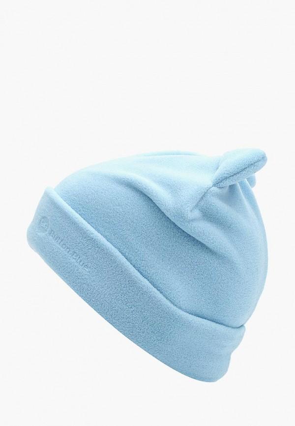 Купить Шапка Button Blue, BU019CGWUE64, голубой, Осень-зима 2017/2018