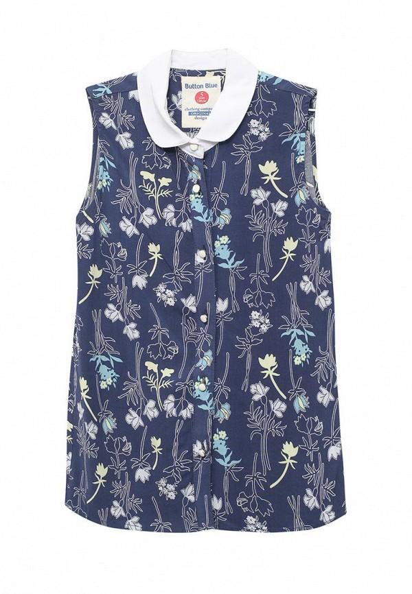 Блуза Button Blue Button Blue BU019EGAGHG0 коньки onlitop 223f 37 40 blue 806164
