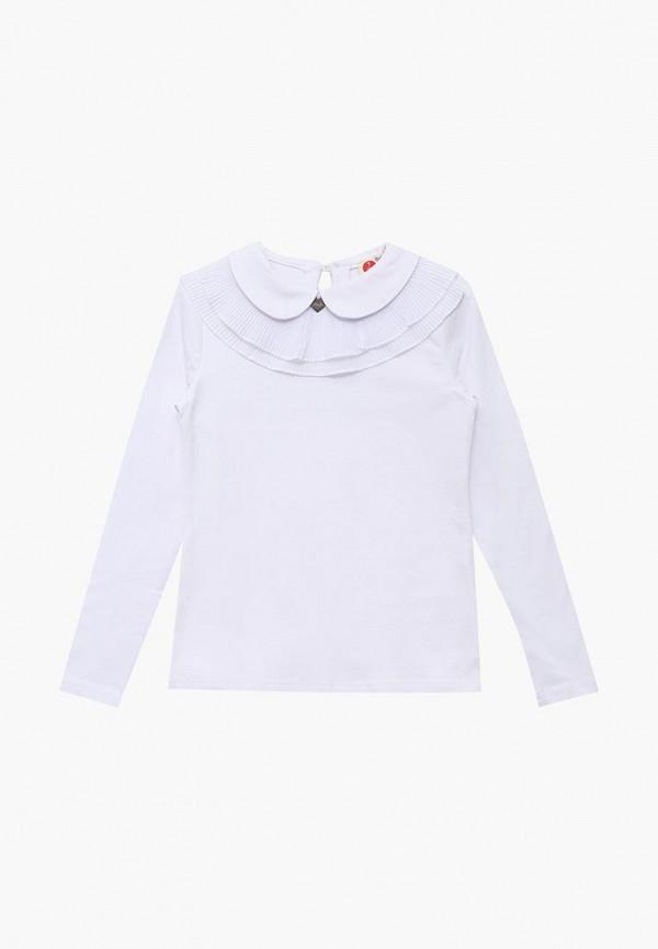 Купить Блуза Button Blue, BU019EGBQES4, белый, Осень-зима 2018/2019