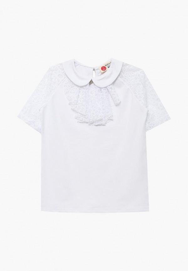 Купить Блуза Button Blue, BU019EGBQES5, белый, Осень-зима 2018/2019