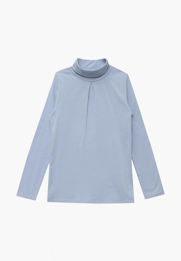 Купить Водолазка Button Blue, BU019EGBQES9, голубой, Осень-зима 2018/2019