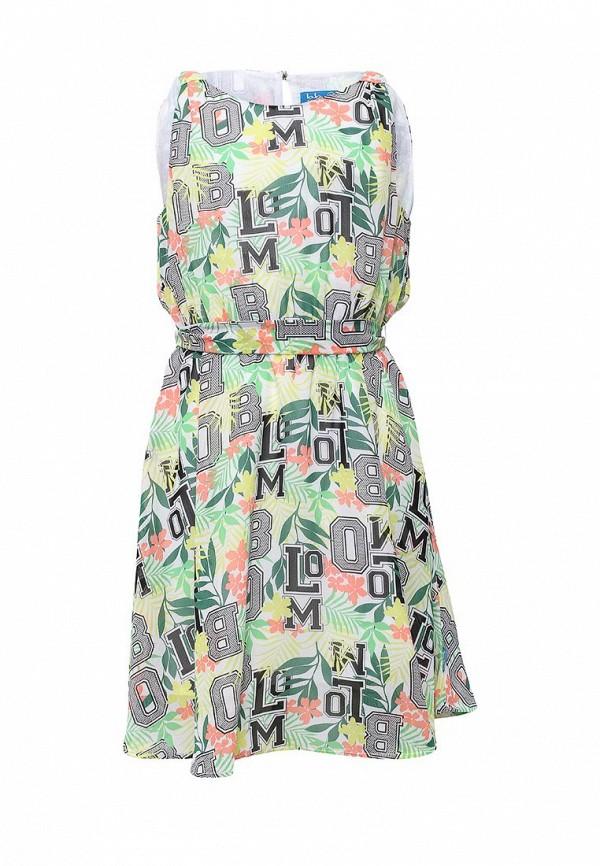 Повседневное платье Button Blue 116BBGB2504