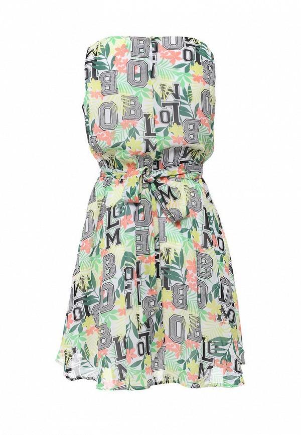 Повседневное платье Button Blue 116BBGB2504: изображение 2