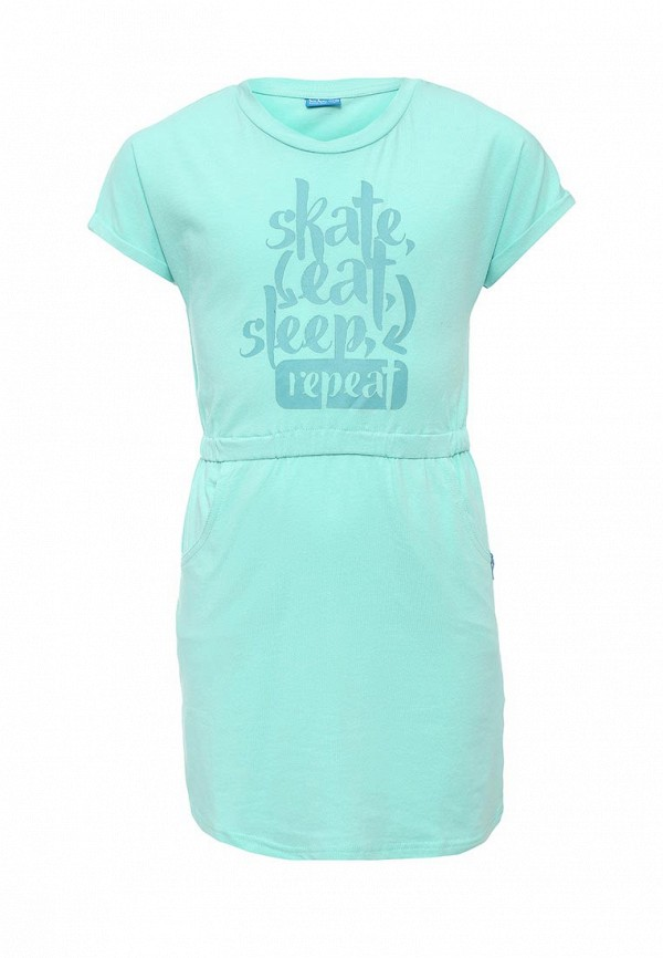 Повседневное платье Button Blue 116BBGK5009