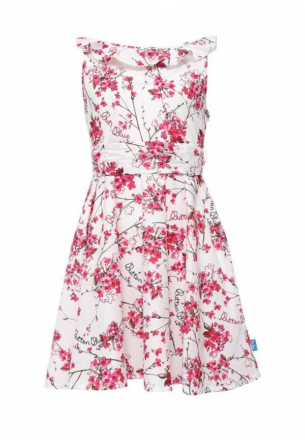 Повседневное платье Button Blue 116BBGM2507: изображение 1