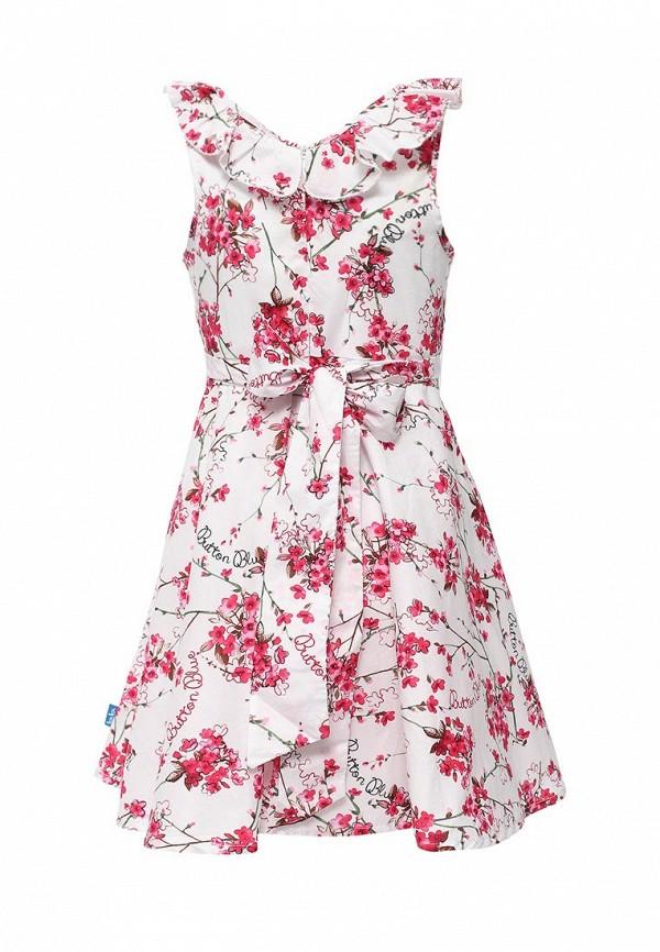 Повседневное платье Button Blue 116BBGM2507: изображение 2