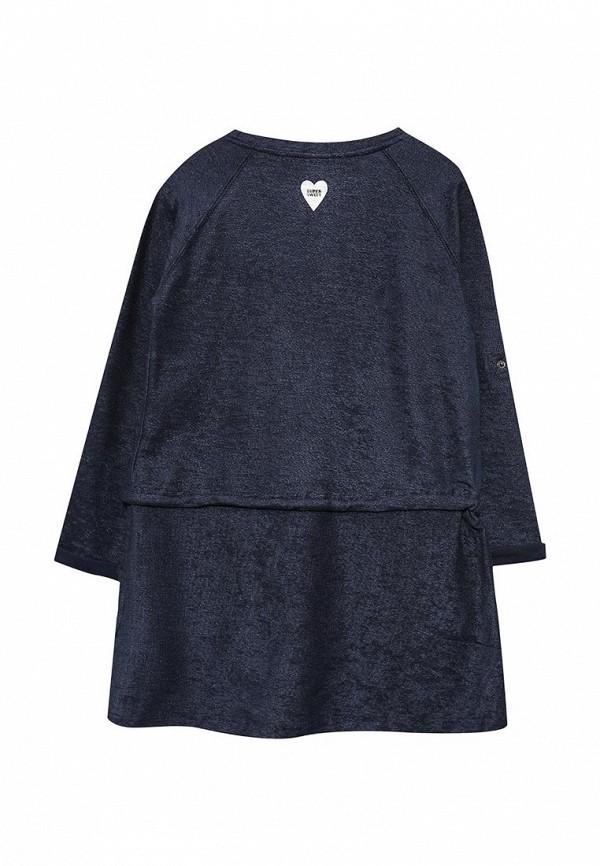 Повседневное платье Button Blue 216BBGC50011012: изображение 2