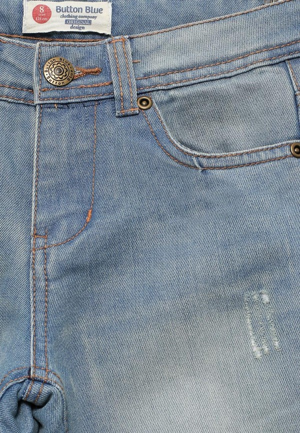 Джеггинсы Button Blue 216BBGC6401D100: изображение 3