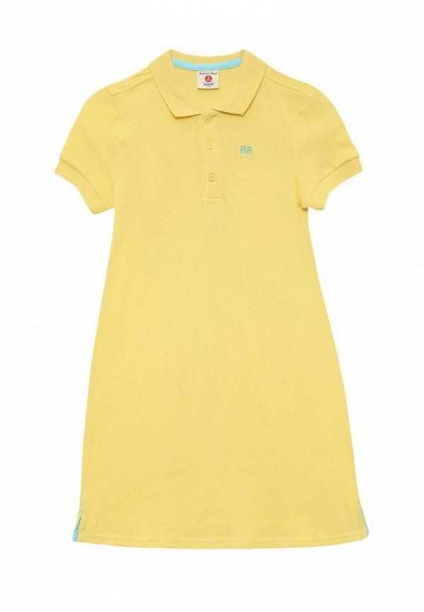 Повседневное платье Button Blue 117BBGC50042700