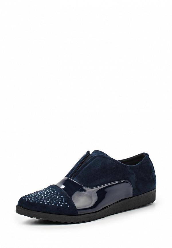 Туфли на плоской подошве Buonarotti AD-10429: изображение 1