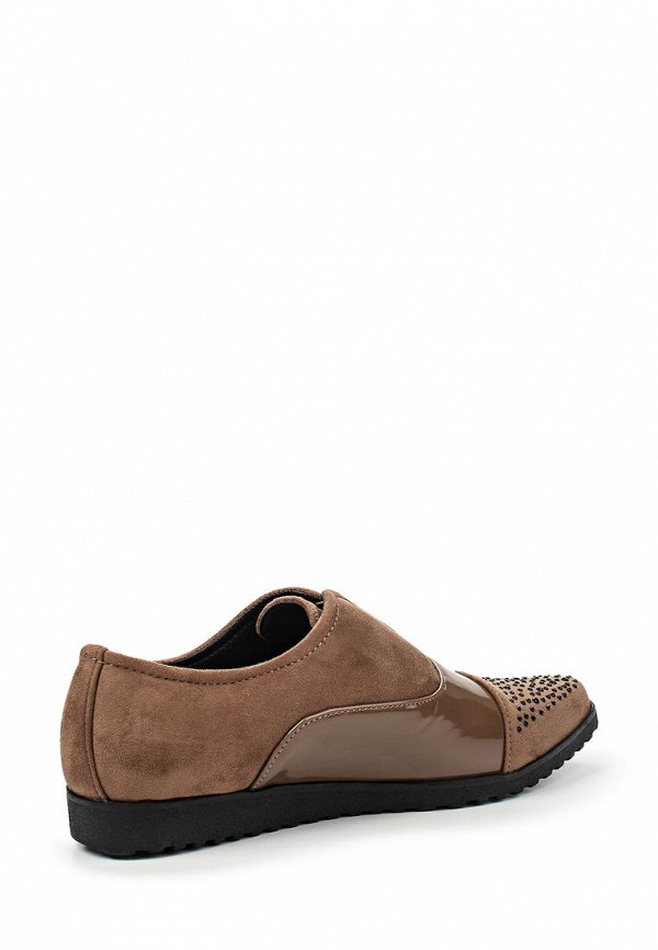Туфли на плоской подошве Buonarotti AD-10429: изображение 2