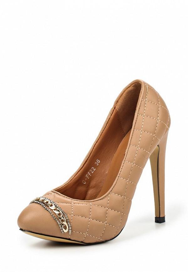 Туфли на шпильке Buonarotti G-FF22: изображение 1