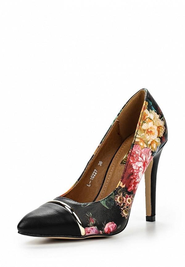 Туфли на шпильке Buonarotti L10227: изображение 1