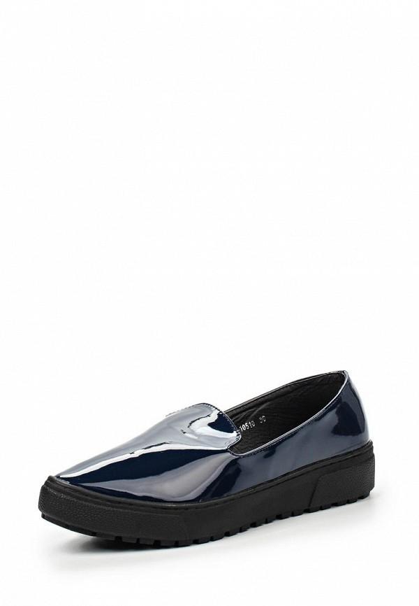 Туфли на плоской подошве Buonarotti T-10510