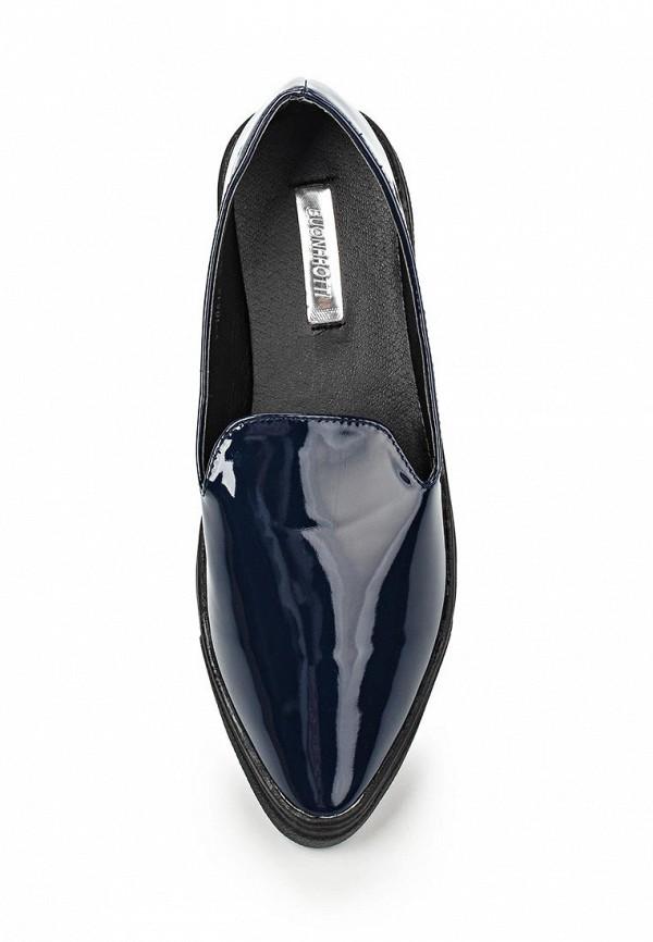 Туфли на плоской подошве Buonarotti T-10510: изображение 4