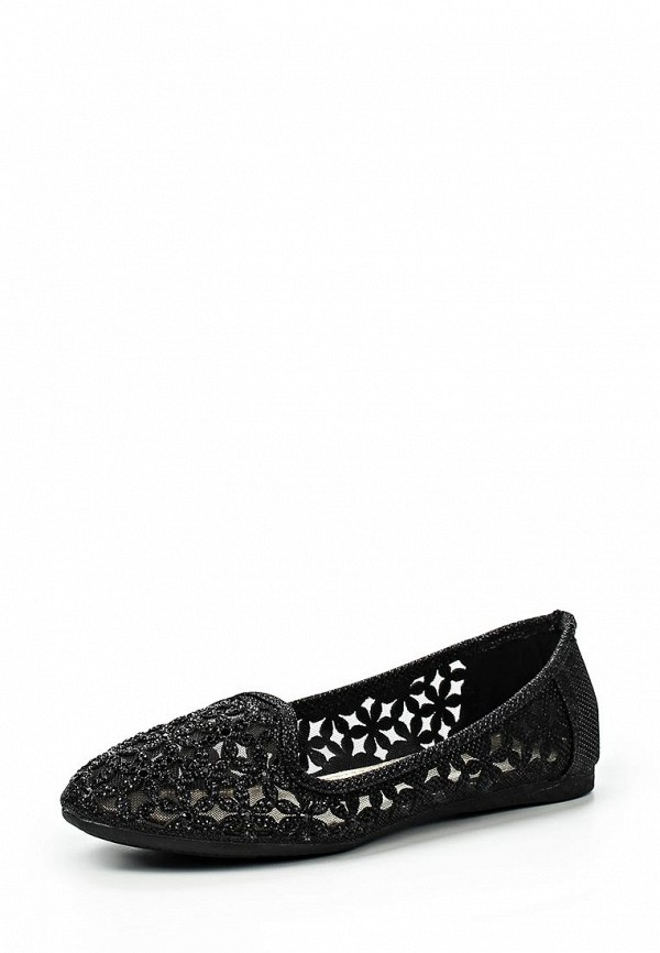 Туфли на плоской подошве Buonarotti L-DPP