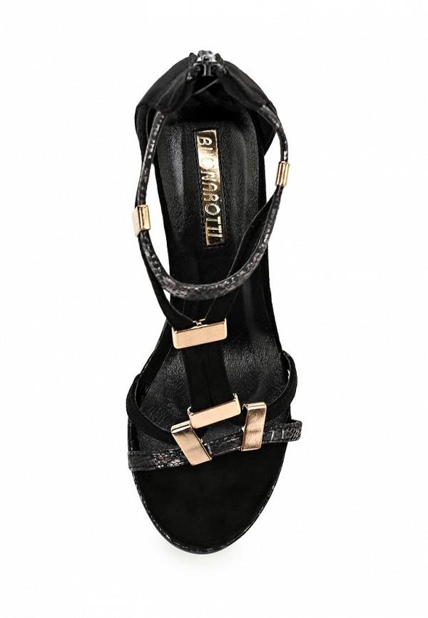Босоножки на каблуке Buonarotti NN10026: изображение 4