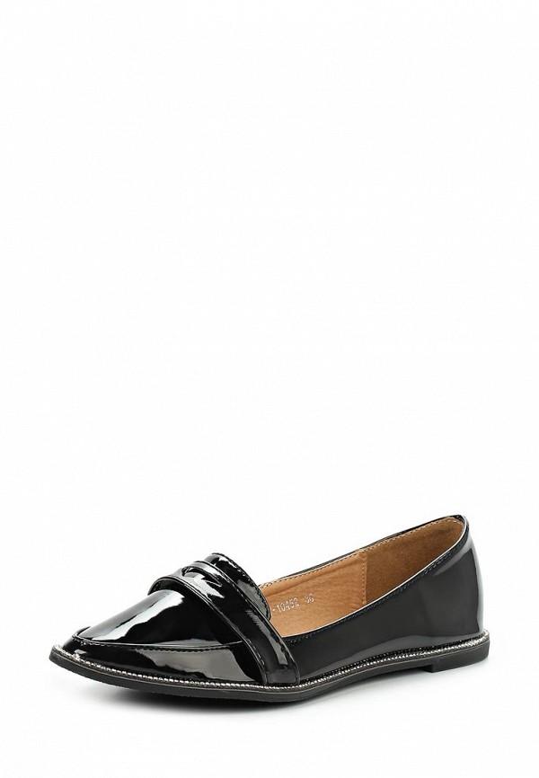 Туфли на плоской подошве Buonarotti NN-10452