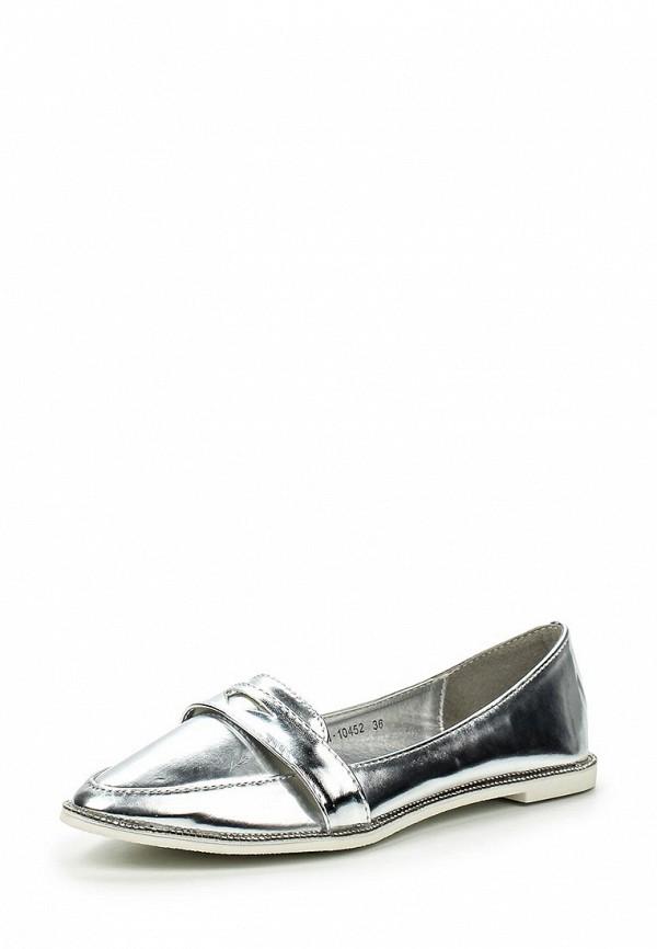 Туфли на плоской подошве Buonarotti NN-10452: изображение 1