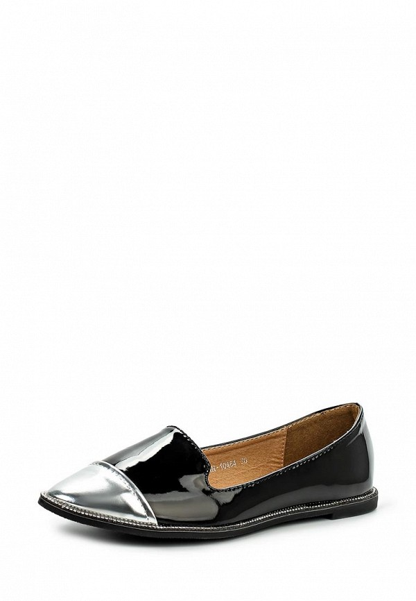 Туфли на плоской подошве Buonarotti NN-10464: изображение 1