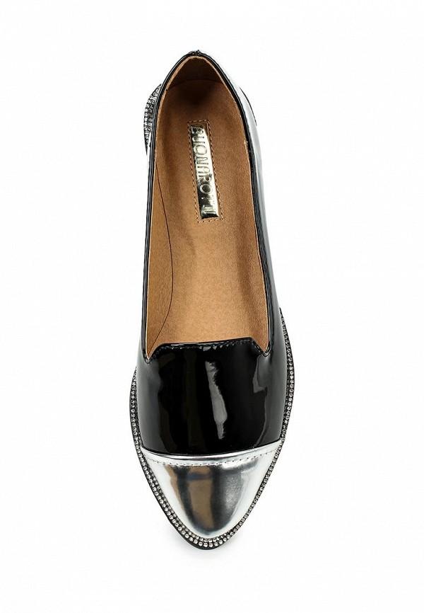 Туфли на плоской подошве Buonarotti NN-10464: изображение 4