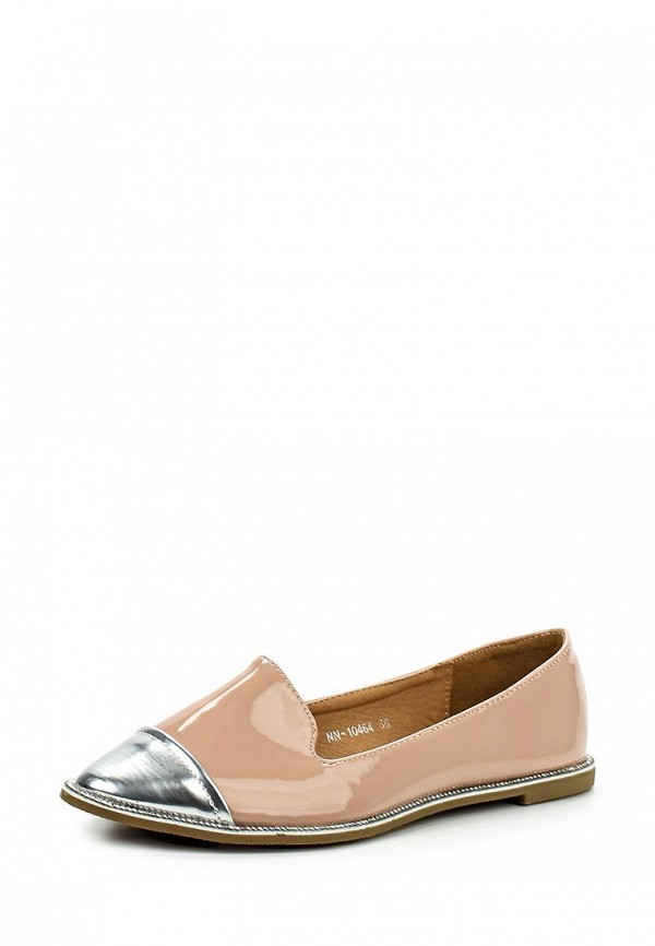 Туфли на плоской подошве Buonarotti NN-10464