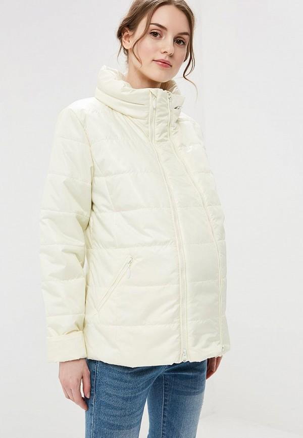 Купить Куртка утепленная Budumamoy, BU022EWAPKL1, бежевый, Весна-лето 2018
