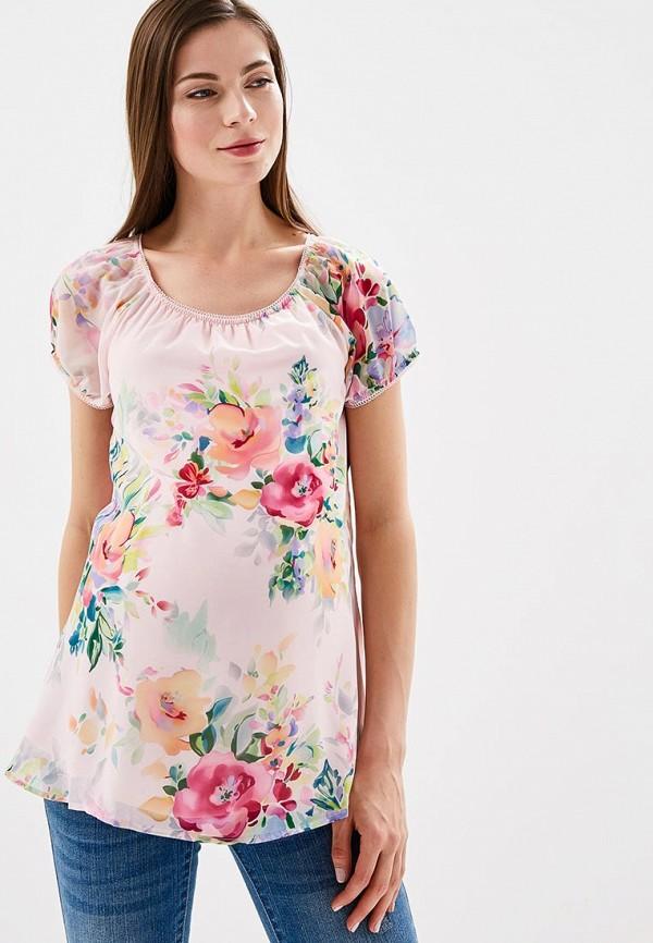 Купить Блуза Budumamoy, BU022EWAPKO6, розовый, Весна-лето 2018