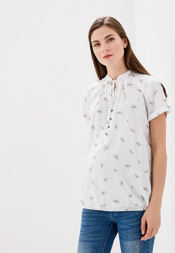 Купить Блуза Budumamoy, BU022EWAPKO8, белый, Весна-лето 2018