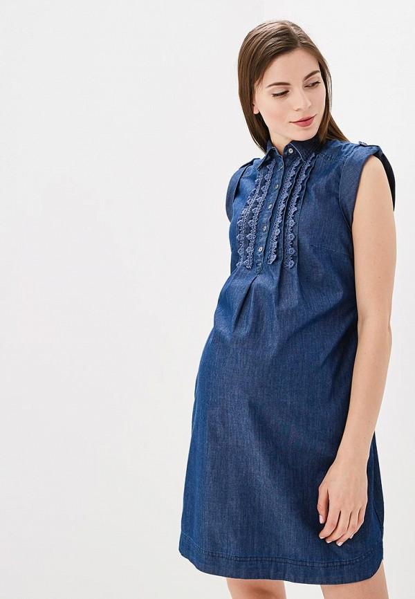 Фото Платье джинсовое BuduMamoy. Купить с доставкой