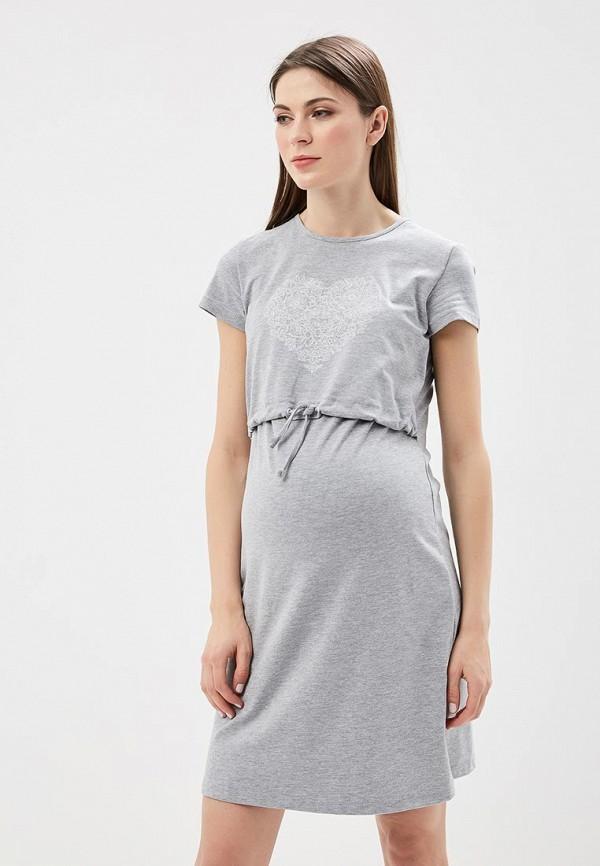цена Платье домашнее Budumamoy Budumamoy BU022EWAPKT1 онлайн в 2017 году