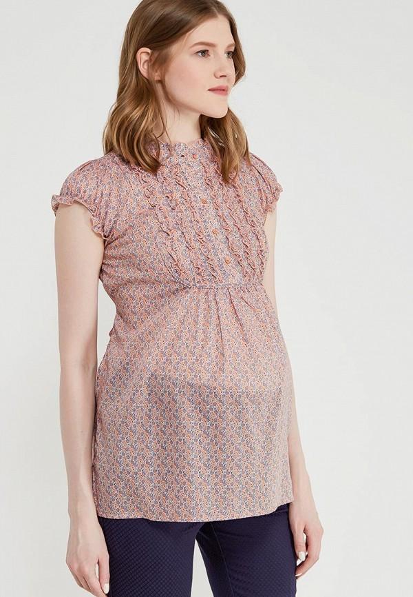 Купить Блуза Budumamoy, BU022EWAPKT5, коралловый, Весна-лето 2018