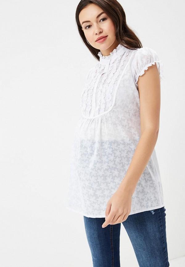 Купить Блуза Budumamoy, BU022EWAPKT6, белый, Весна-лето 2018