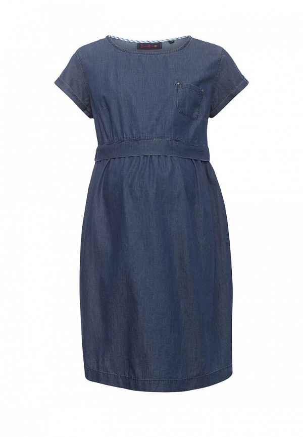 Платье джинсовое Budumamoy Budumamoy BU022EWRFK62