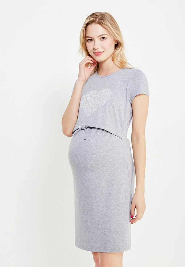 Платье домашнее Budumamoy KLPL1339TK398