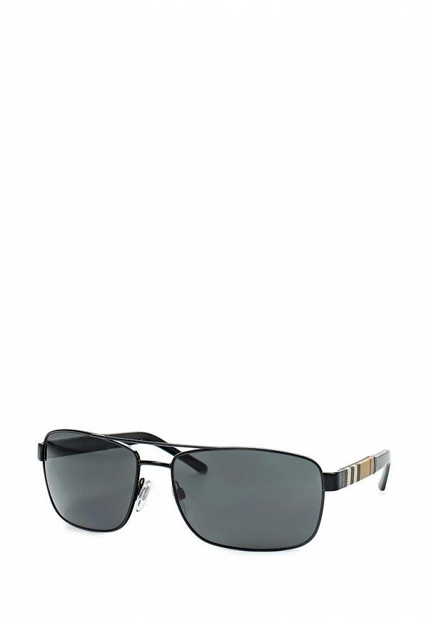 Мужские солнцезащитные очки Burberry 0BE3081: изображение 1